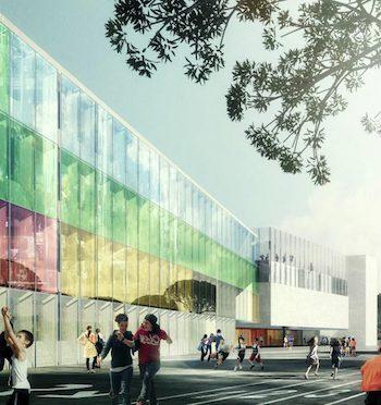 Collège Victor Duruy : La rénovation progresse !