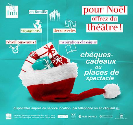 TNN : Offrez du Théâtre !