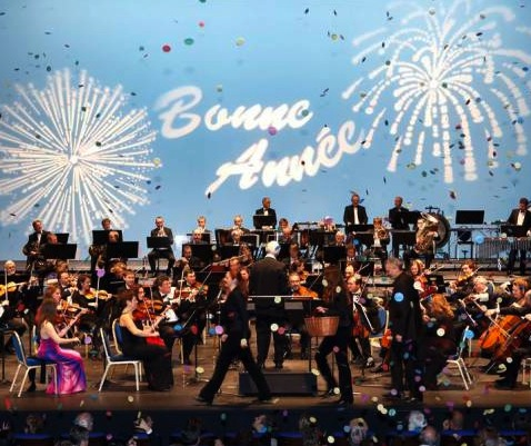 CNRR : Concert du nouvel an