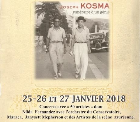 Concours Kosma au Conservatoire