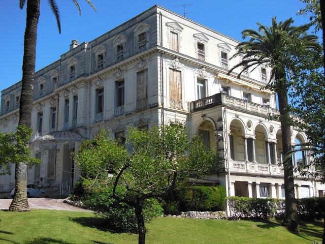 Commémoration à la villa Paradiso