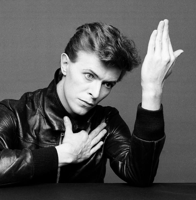 BMVR : Bowie, le Rock Dandy