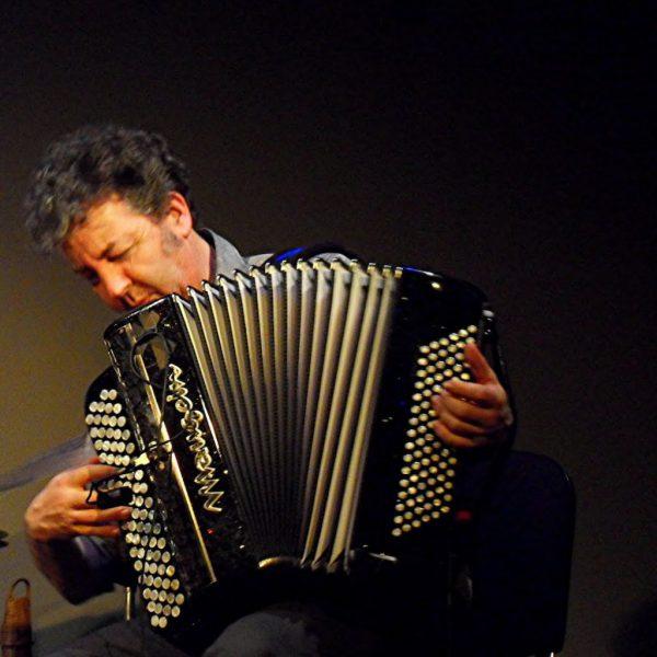 Duo d'accordéon au Conservatoire