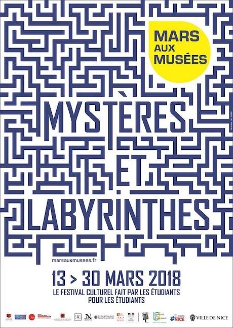 Mars aux Musées à Cimiez !