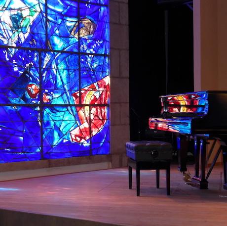 Musique de chambre Musee Chagall Cimiez