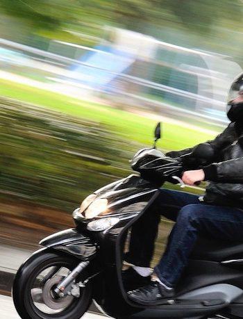 Collège Roland Garros : Les dangers du scooter