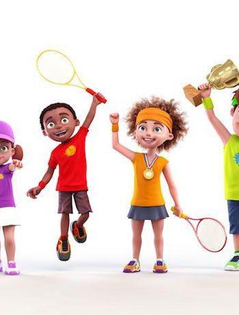Stage de Tennis – Vacances de Pâques