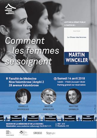 Conference Debat comment les femmes se soignent
