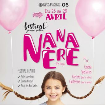 Festival NANANERE Nice