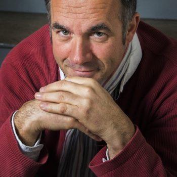 J.P Didierlaurent aux Jeudis littéraires