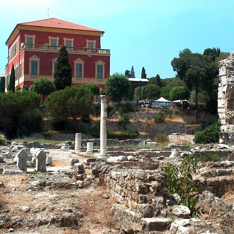 musee archeologique cimiez
