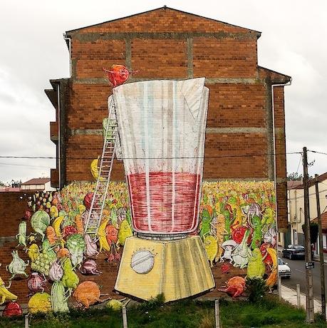 BMVR : L'Italie du Street art