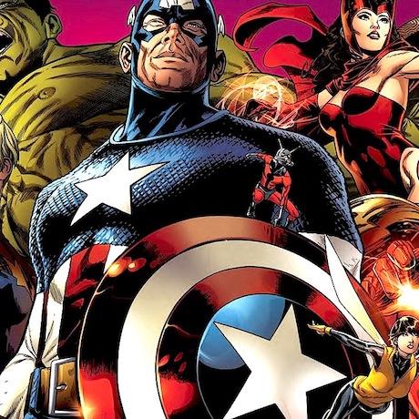 BMVR : Le Printemps des Comics