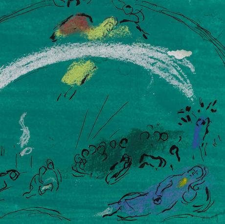 Chagall : De la chapelle au musée