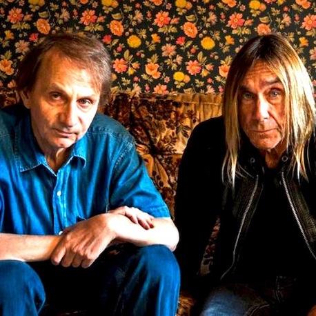 Iggy & Houellebecq