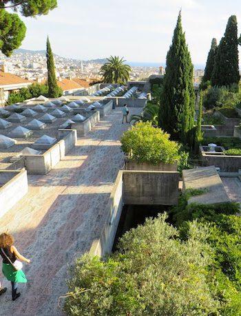 Villa Arson : rendez vous aux jardins