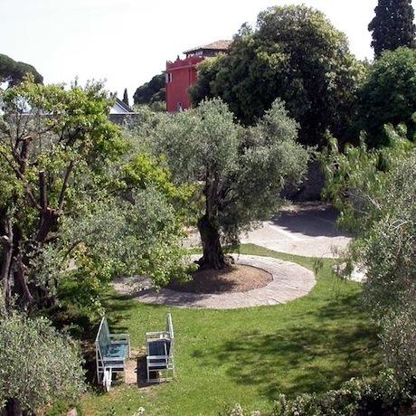 Villa Arson, Conversation aux Jardins