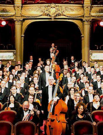 Le Philharmonique au 109