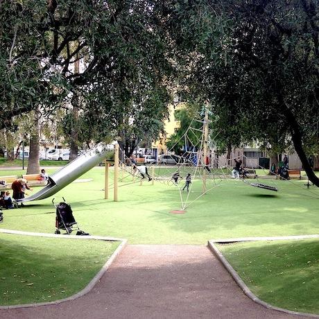 Réouverture du jardin Thiole