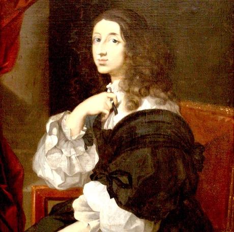 BMVR : Christine, roi de Suède ?