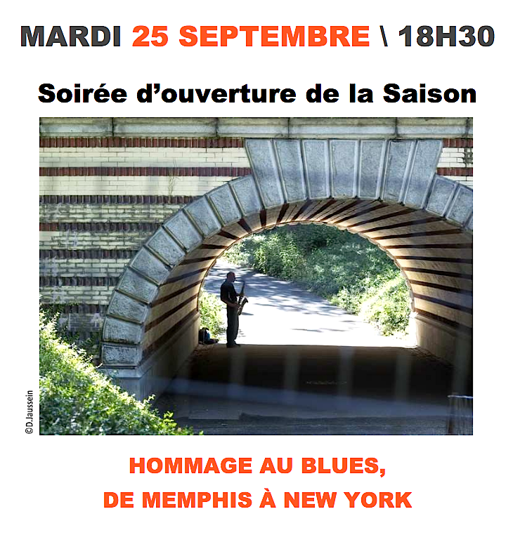 Blues au Conservatoire