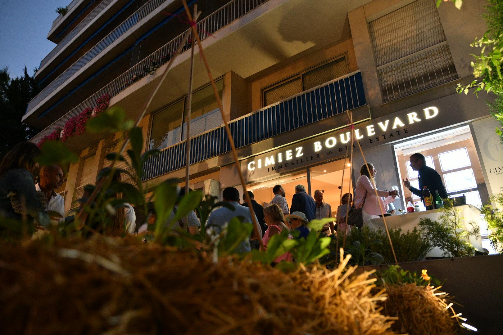 Cimiez Boulevard fête 25 Boulevard