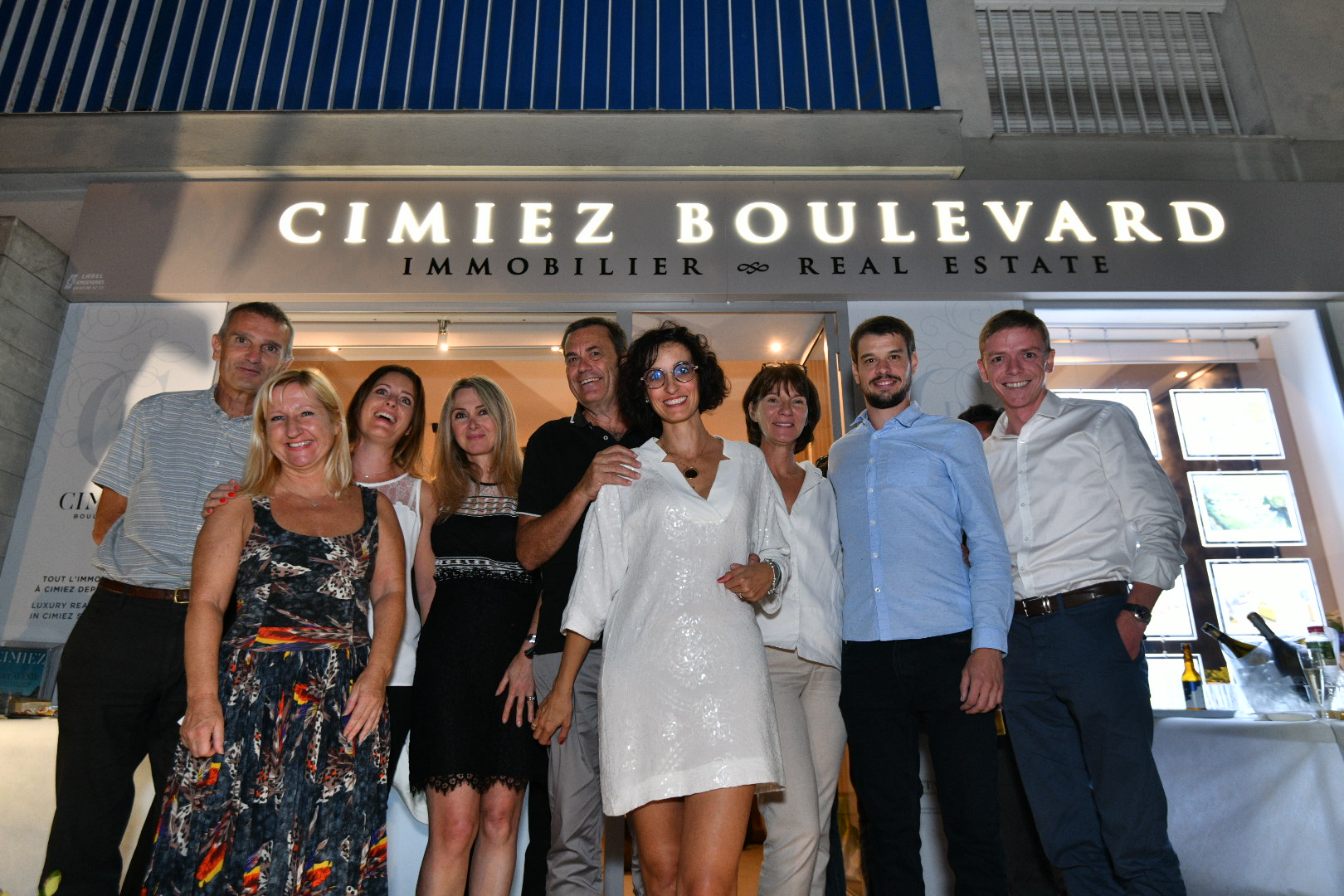 Cimiez Boulevard 25 ans