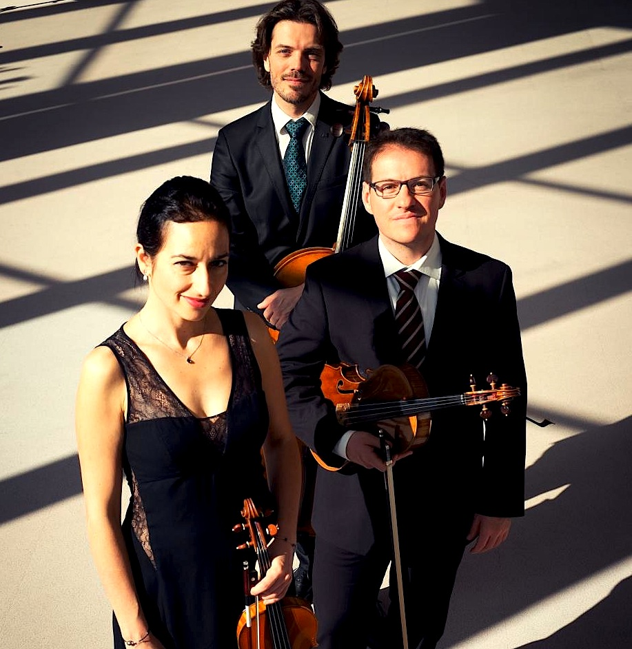 Le Trio Goldberg au Conservatoire