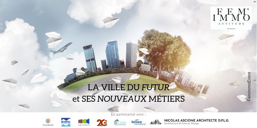 La Ville du Futur et ses nouveaux Métiers