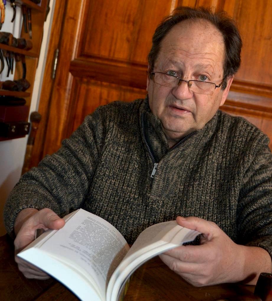 Jean Siccardi aux Jeudis Littéraires