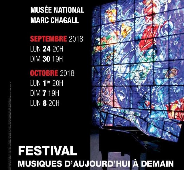 Musique contemporaine au Musée Chagall