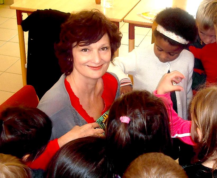 « Lecture pour Tous » avec Christine Palluy