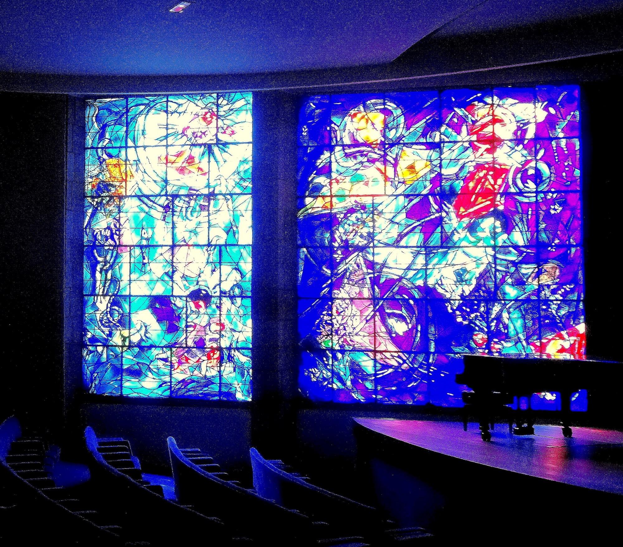 Les MANCA au Musée Chagall