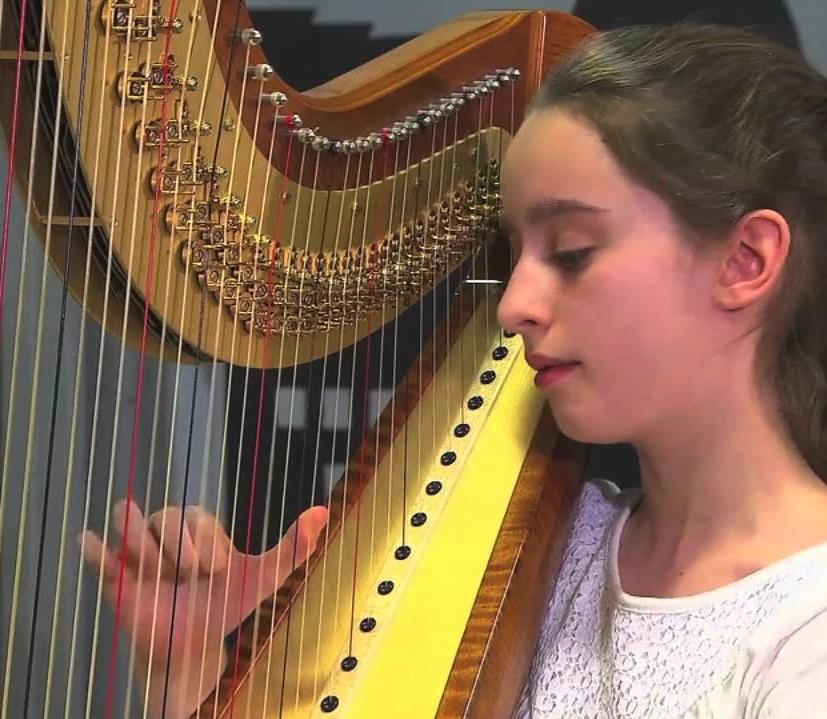 Concours de harpe junior