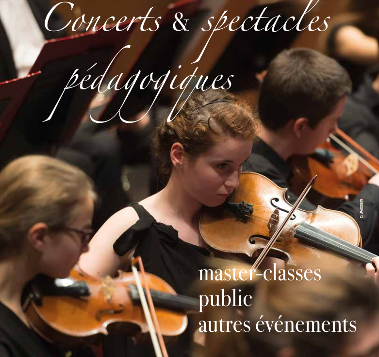 Orchestre d'Harmonie, ensemble à cordes