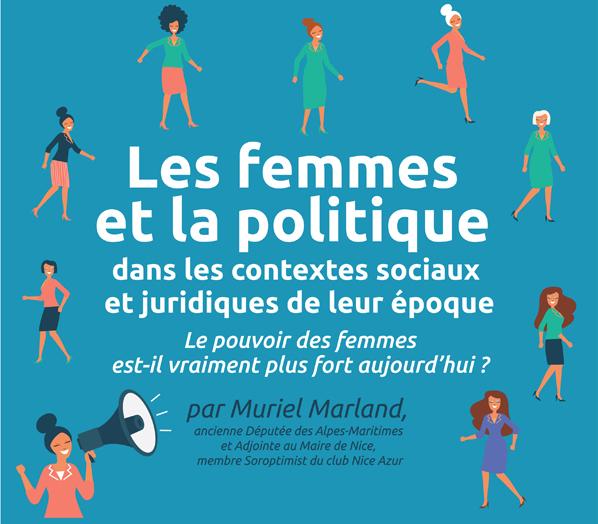 BMVR : Les femmes et la politique