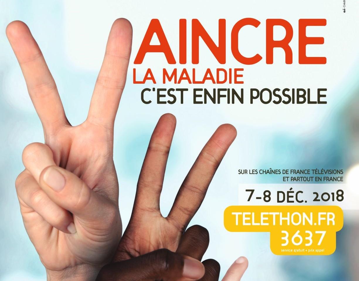 AnimaNice Cimiez : programme Téléthon