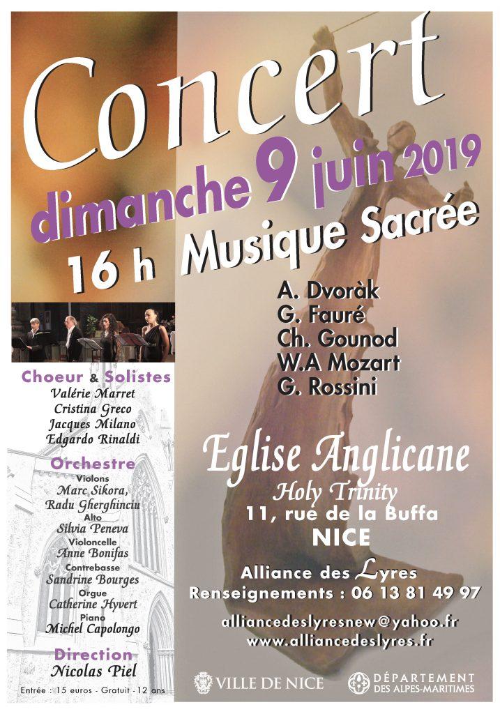 concert musique sacrée église anglicane