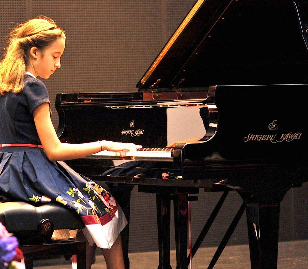 Conservatoire de Nice et jeunes talens