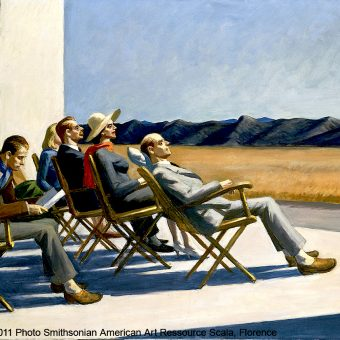 ARSON Edward Hopper