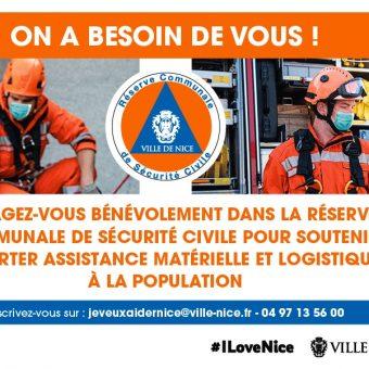 Réserve communale ville de Nice